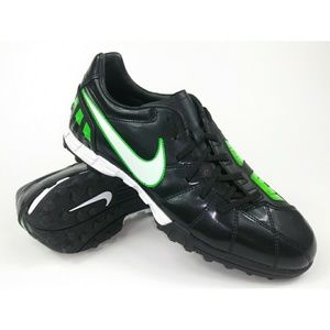 Rare 2010 Nike Total90 Shoot lll TF Soccer Shoes